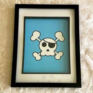 Set of 3 Pirate Art Prints